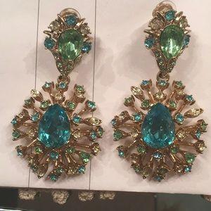 Oscar de la Renta earrings (klips)